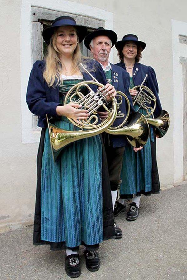 Horn Register Musikverein Grünkraut