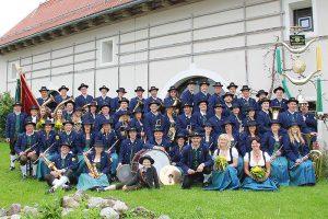 Musikverein Grünkraut aktuell unter Franz Thaler