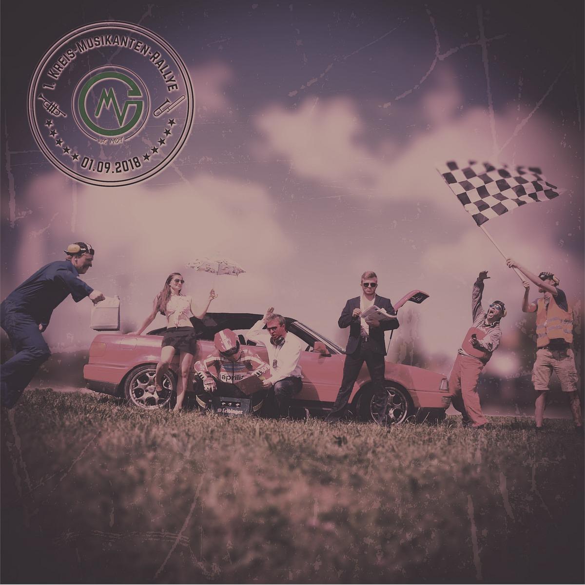 2. Testdurchlauf Musikanten Rallye 2018