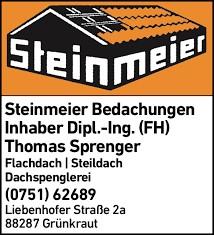 Steinmeier-Bedachungen