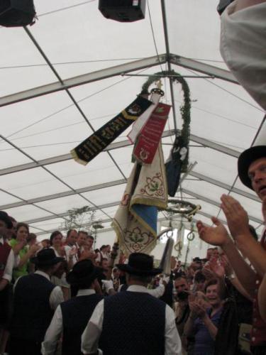 2009 Jubiläum Tag 4 Umzug Festplatz