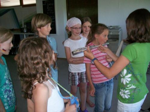 2010 Schnuppertag Grundschule
